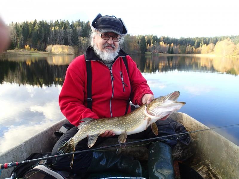 4.7 kg  , 19.oktoober 2017 , KAVADI järv