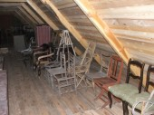 Erinevad restaureerimata toolid