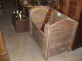 Kamina- / ahjupuude kast