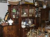 Huge antique cupboard