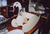 Rocking swan , pre 1940