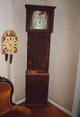 Rustic grandfathers clock