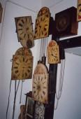 pre 1900 wall clocks