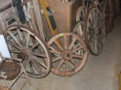 Carriages wheels