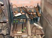enne 1900. Puutööriistad.