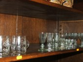 Antique vodka-cups/glasses