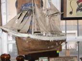 ca 1900 handmade wooden boat/estonian
