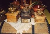 ANTIQUE handmade Cofee grinders