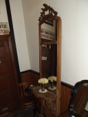 Large mirror pre 1900