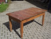 Large pine table ca 1920-s