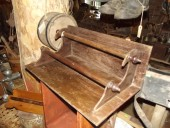 early 1900 towel rack