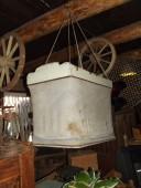 ca 1900 hanging cradle
