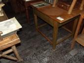 pre 1900.Rustic table