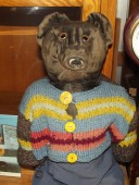 Antique handmade Teddy bear