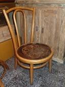 Restaureeritud tool ( lühikesed jalad...) - lastetooliks !