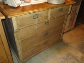Chest of drawers , ca 1920 , pine