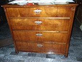 RENOVATED Chest of drawers , ca 1900