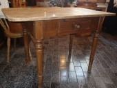ca 1900 , smaller rustic table