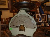 Antique SCALES ESKILSTUNA