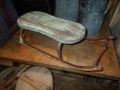 Smaller antique sledge, ca 1920-s