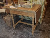 Antique rustic table 19 century