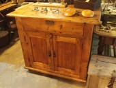 Antique cupboard / renovated