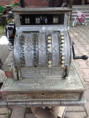 early 1900 NATIONAL CASH REGISTER