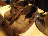 Antique DIVERS BOOTS