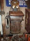 TARTU  wall telephone