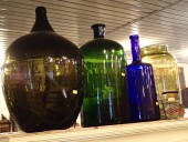 Old LARGE BOTTLES