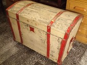 Smaller antique chest