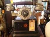 Antique telephone from NORWAY