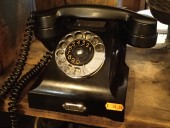 Antique telephone from SWEDEN , ERICSSON