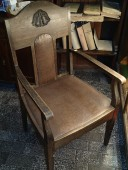 Antique CHAIR - OAK