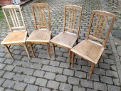 LUTERMA FACTORY CHAIRS