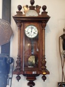 Antique WALL CLOCK - prfect condition
