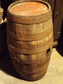 ANTIQUE BEER BARREL