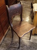CHAIR  , ca 1850-s