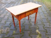 SMALLER RUSTIC TABLE - PINE